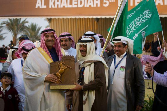 السبيعي وخالد بن سلطان