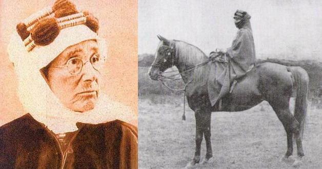 شخصيات في تاريخ الخيل العربية: الليدي آن بلنت