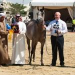 المعود في بطولة قطر ٢٠١٤