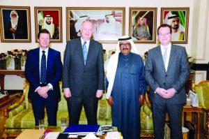 حمدان بن راشد: مستمرون بدعم «الخيول العربية» في بريطانيا