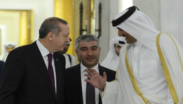 اردوغان-وتميم-في-قطر