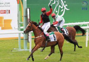 نجاح كبير لمهرجان منصور بن زايد للخيول العربية بسان داون بانجلترا