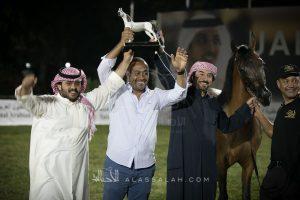 مقتطفات صور من بطولة الإمارات الوطنية لجمال الخيل العربية الأصيلة ٢٠١٧