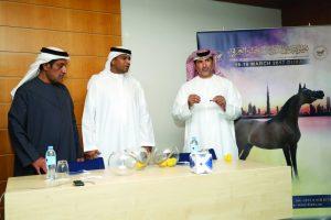 الإعلان عن اختيار 10 حكام لبطولة دبي الدولية للجواد العربي ٢٠١٧ بالقرعة