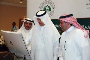«الفضلي» يدشن برنامج (أصيل) ويصرح : المملكة تتصدر العالم بإنتاج الخيل العربية