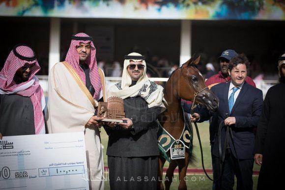 دينار المعود (إمرالد جيه x ميساء الخالدية) نايف فهد عبد الله العويضة – السعودية