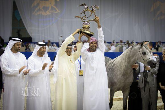 دي عجايب (آر اف آي فريد ْx ليدي فيرونيكا) مربط دبي – الامارات