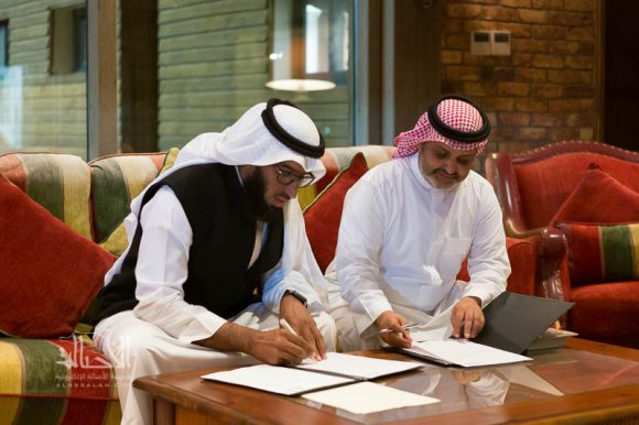 «الأصالة» توقع اتفاقية شراكة إعلامية مع مهرجان الأمير سلطان بن عبد العزيز العالمي للجواد العربي 2019