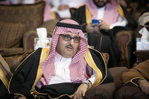 لصاحب السمو الملكي الأمير عبد العزيز بن أحمد آل سعود،
