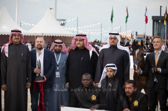 عروب الحمد (اميرالد جي x عجماني الحمد) مربط الحمد – الكويت.