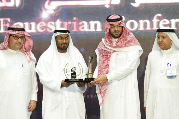 تكريم الامير فهد بن خالد من عمشان بحضور ميرزا الصايغ والامير عبدالعزيز