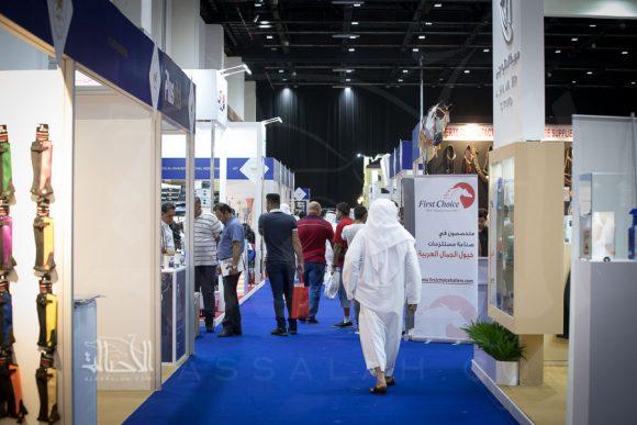 معرض دبي الدولي للخيل يسلّط الضوء على التطوّرات العلمية لرعاية صحية مستدامة ورقمية