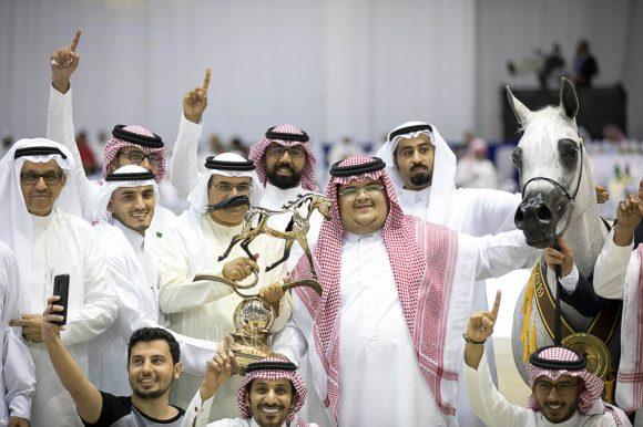 النتائج النهائية بالصور لبطولة دبي الدولية ٢٠١٩ للجواد العربي