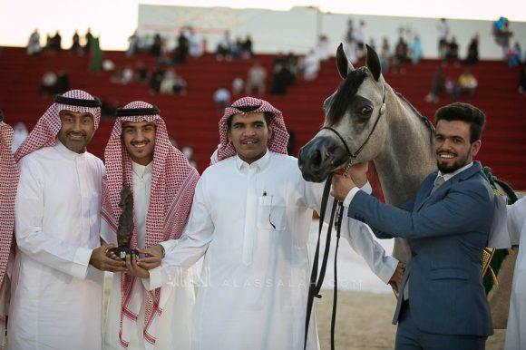 الكسنترا (اكسالتا x  دي ايه اليجنترا) عبدالله بن احمد بن عبدالعزيز القاسم