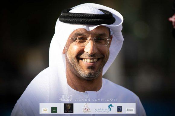 العميري: مهرجان الأمير سلطان العالمي مهم لـ«عجمان» .. ومنافسة هذا الموسم تحتم علينا جلب الأفضل مستقبلاً