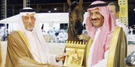 جدة تشهد البطولة الرابعة لجمال الجواد العربي