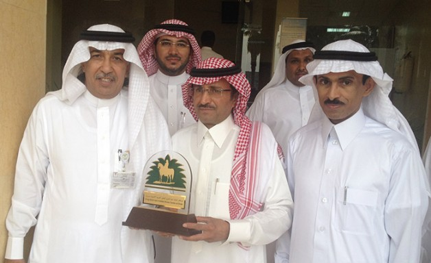 افتتاح الفرع الجديد لمركز الملك عبدالعزيز للخيل العربية الأصيلة بمنطقة مكة المكرمة