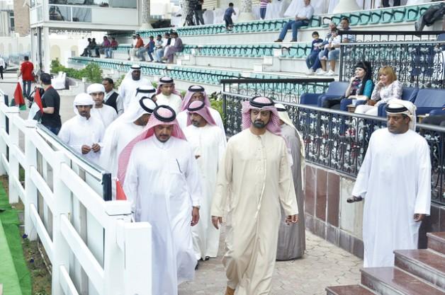 مربط عجمان يسيطر على البطولة الوطنية لجمال الخيول و «السيــد» يشيد بالبطولة