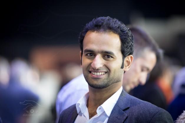 البرغش: ينجح في تجربته الدولية في التحكيم ويشكر ثقة وتحفيز منظمة الجواد العربي له