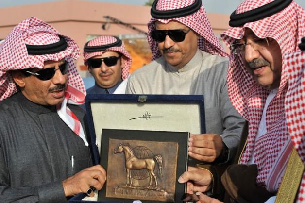 «المحمدية» يتوج بجائزة أعلى درجات «ديراب» و«هوازن المعود» تهدي «المعود» جائزة «الواهو» لأفضل مربي