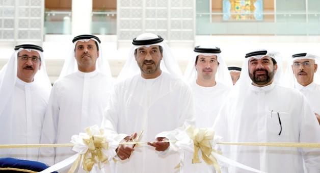 أحمد بن سعيد يفتتح بطولة دبي لجمال الخيل العربية