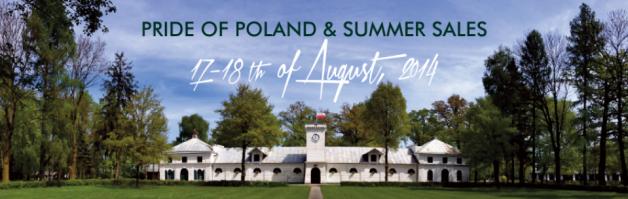 مزاد فخر بولندا الـ ٤٥ لجمال الخيل العربية الأصيلة ٢٠١٤