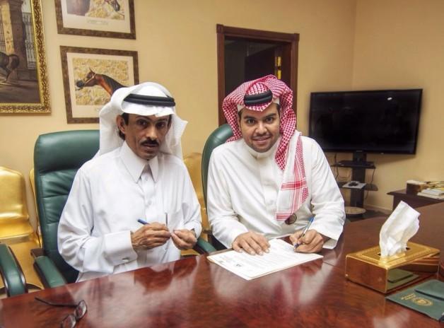 الرابطة العربية لمصوري الخيل توقع أولى اتفاقيتها مع مركز الملك عبدالعزيز للإشراف الفوتغرافي على «كأس المنتجين»