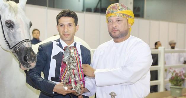 اختتام فعاليات أصايل عمانية – المعرض الدولي الرابع للخيل والإبل والتراث