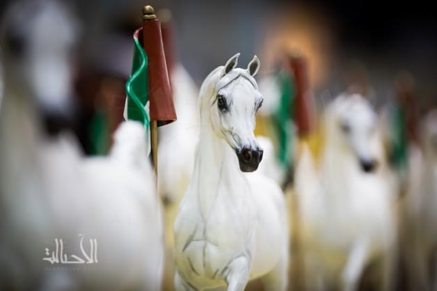 ببطولة دبي 2015 للجواد العربي .. «المعود» و «دبي» إكتساح ذهبي .. نتائج وصور