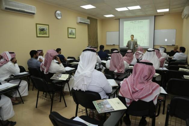 انطلاق دورة تحكيم جمال الخيل العربية للمبتدئين