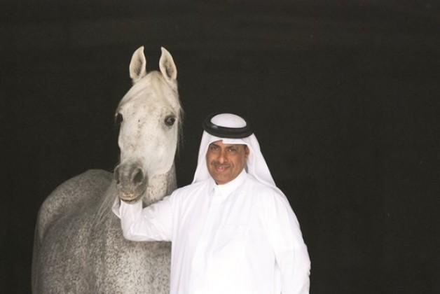 حمد بن علي آل ثاني يعود بجياد «الريان» من خلال بطولة العالم للخيل المصرية