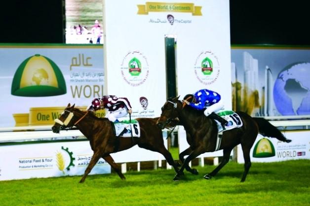 نهيان بن مبارك: المهرجان يؤكد مكانة أبوظبي عاصمة الخيول العربية بالعالم