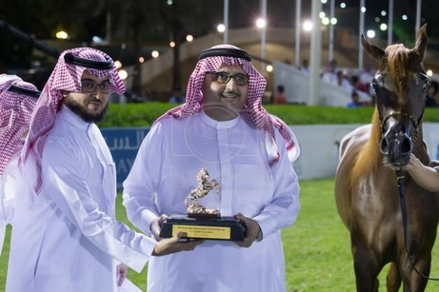 انطلاق بطولة مكة المكرمة الدولية لجمال الجواد العربي بمزرعة الصواري – نتائج اليوم الأول