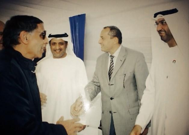 وزير الزراعة المصرية ووزير الدولة الإماراتي يشرفان بطولة مصر القومية لجمال الخيول بالزهراء