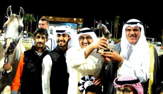 «الفيصل» و«الشاجر» و«الفياض» و«الواوان» و«أصايل» أبطال الكويت الوطنية لجمال الخيل العربية ٢٠١٥ – النتائج