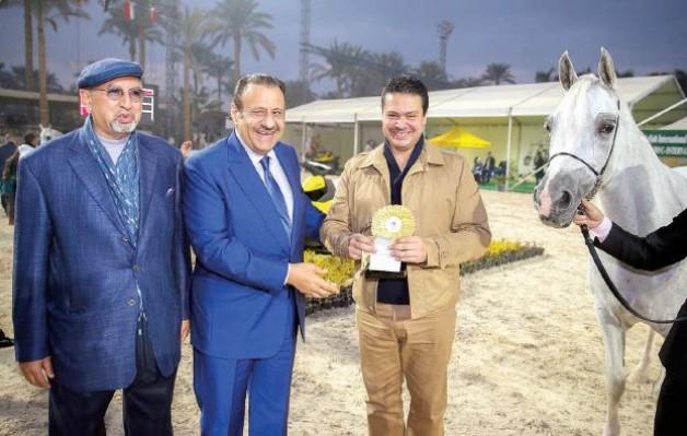 خالد بن سلطان: طفرة إيجابية كبيرة خلال 15 عاماً في مستوى الخيول العربية