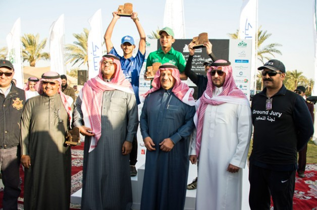مهرجان الأمير سلطان العالمي للجواد العربي ينطلق اليوم بمشاركة 22 دولة وبجوائز تفوق الـ10 ملايين