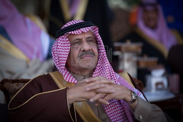 خالد بن سلطان: زيادة جميع جوائز بطولة الجمال بمهرجان الأمير سلطان 20 في المئة