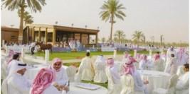2.7 مليون مبيعات مزاد الخالدية للخيل العربية