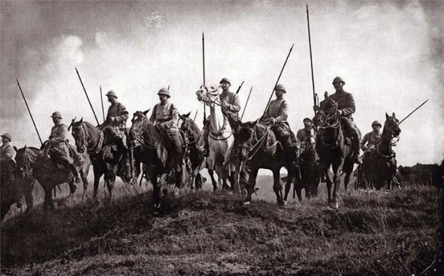 في الحرب العالمية الأولى .. فقدان حصان أسوأ من فقدان جندي!