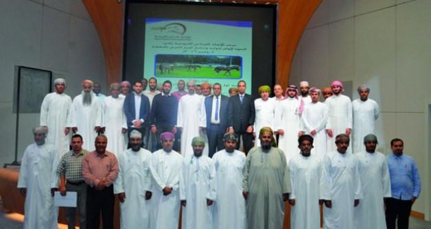 الندوة الأولى لتوليد وتناسل الخيل العربي بسلطنة عمان تشهد حضوراً واسعاً – فيديو