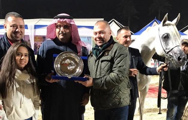 «الفريدة» يسيطر على ذهب «المربين 2016» بمصر – النتائج النهائية