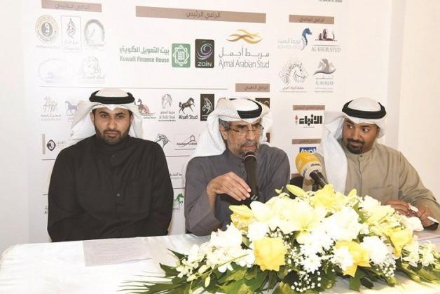 مهرجان الكويت الدولي للجواد العربي 2017 ينطلق فبراير المقبل