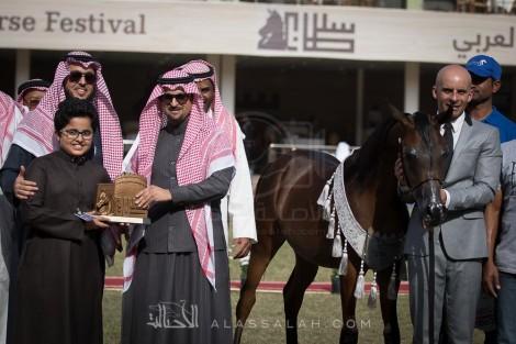 مقتطفات اليوم الختامي من مهرجان الأمير سلطان العالمي للجواد العربي٢٠١٧