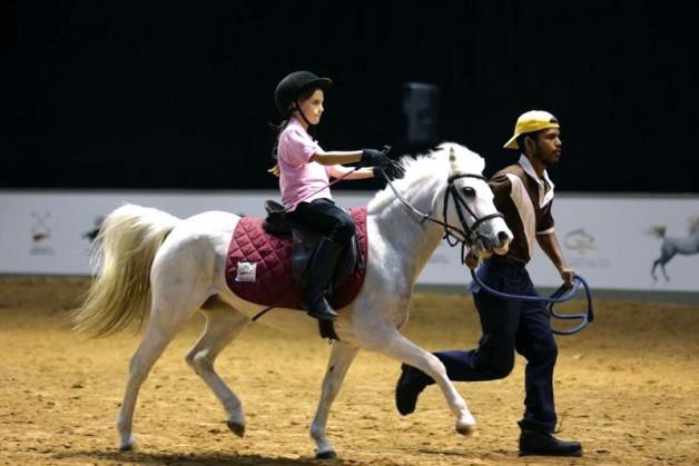 ركوب الخيل يحسّن القدرات المعرفية ويرفع الذكاء لدى الأطفال