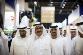 حمدان بن راشد يفتتح بطولة دبي الدولية ٢٠١٧ للجواد العربي والمعرض المصاحب
