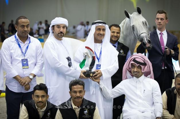 «إكسكاليبور» يحقق أعلى درجة في «دبي الدولية ٢٠١٧» للجواد العربي – نتائج فئات اليوم الثاني