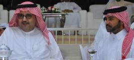 فيصل بن راشد يشيد بدعم ( صاحب السمو الملكي الأمير عبدالعزيز بن أحمد) للخيل العربية الأصيلة