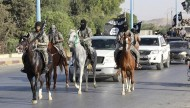 داعش ينقل خيول العراق العربية الأصيلة إلى حدود تركيا وإيران