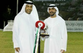 «الصقران» و «البداير» ابطال بطولة الإمارات لمربي الخيول العربية 2017 – النتائج النهائية
